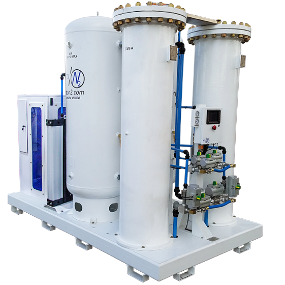 High Pressure Nitrogen Generators | Into N2